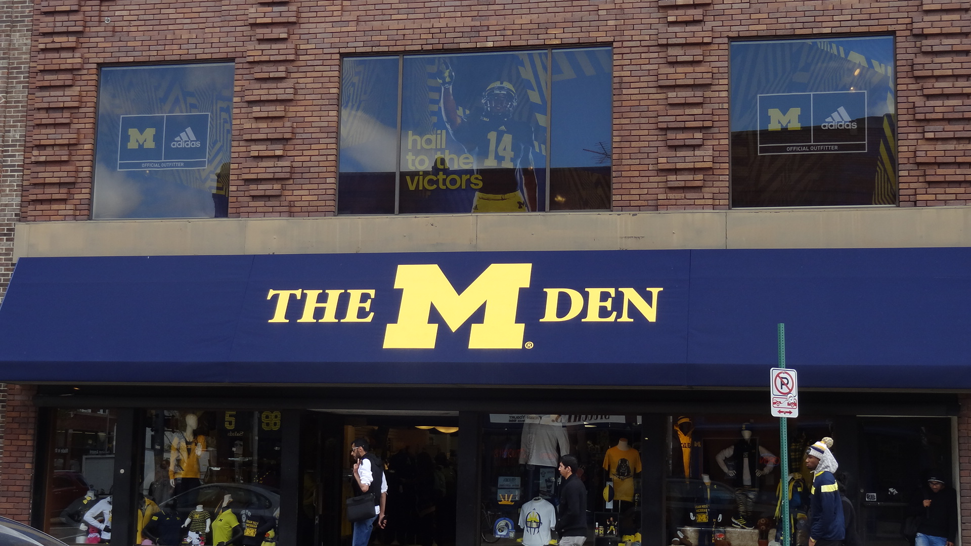 Ann Arbor THE M DEN
