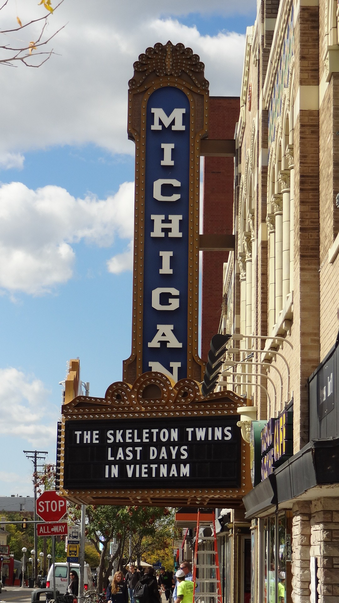 Ann Arbor Michigan Theatre