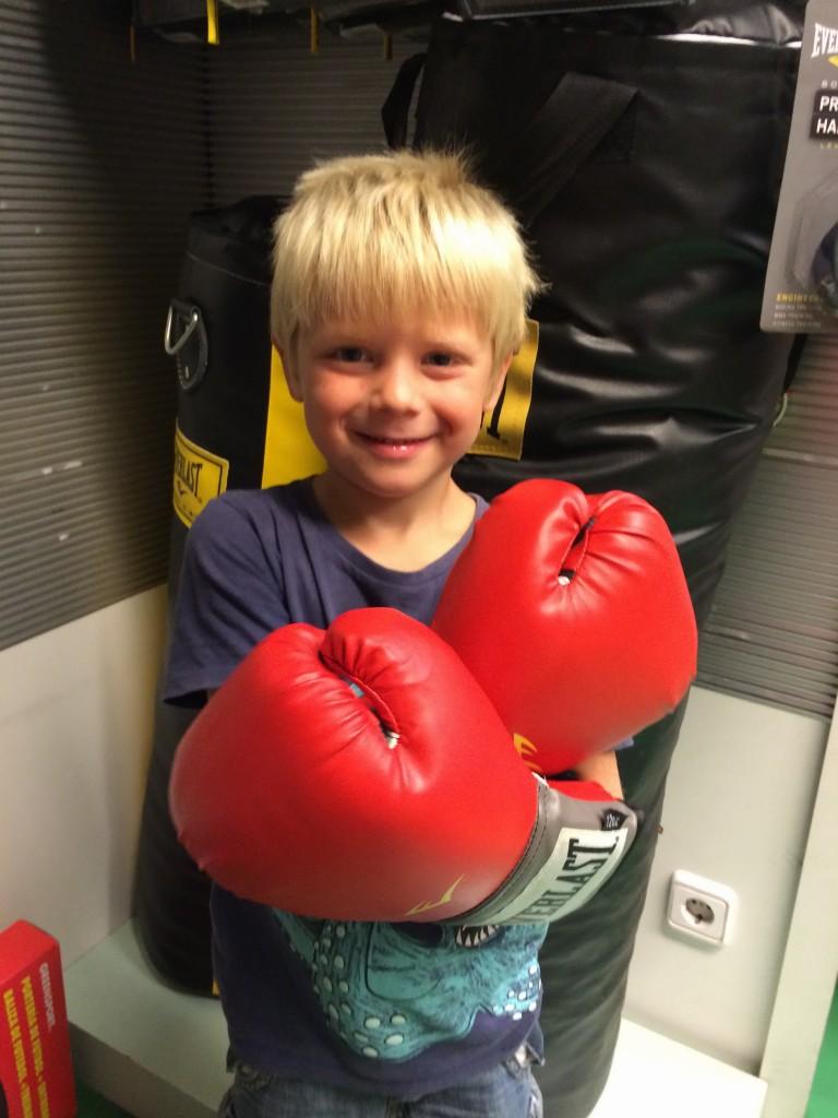 Boxing Matteo