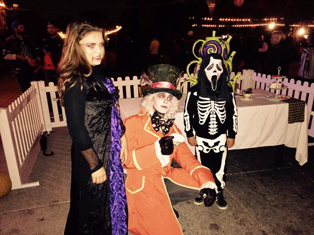 Halloween in Greenfield Village