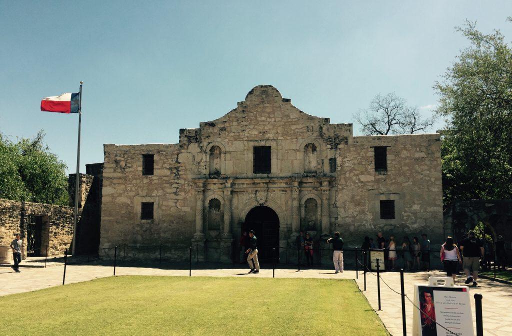 The Alamo - Geburtsstätte von Texas